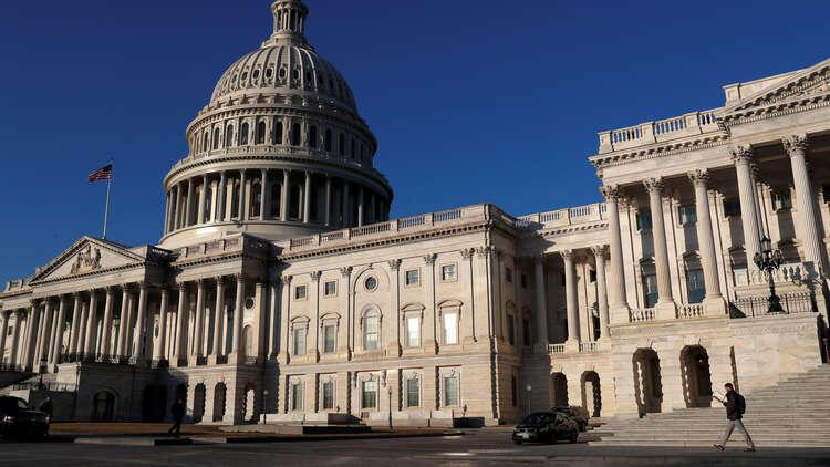 النواب الأمريكي يقر قانونا يحدد شروط المساهمة في إعادة إعمار سوريا