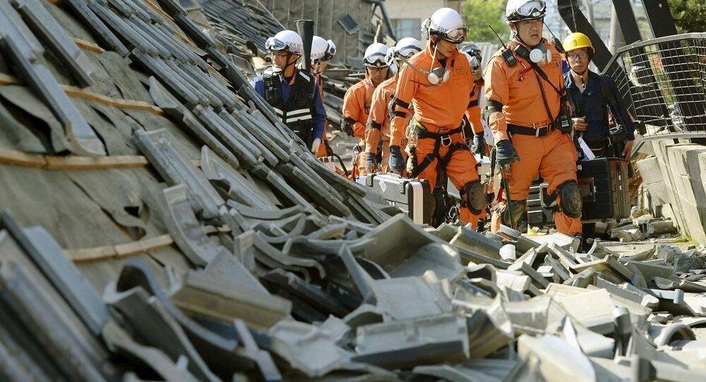 أنباء عن إصابة أكثر من 200 في زلزال اليابان