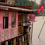 ブルネイにある世界最大の水上集落を散策【カンポン・アイール】