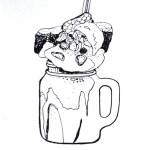 メルボルン郊外のおすすめカフェ【Naughty Boy】
