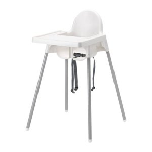 IKEA non-toxic high chair