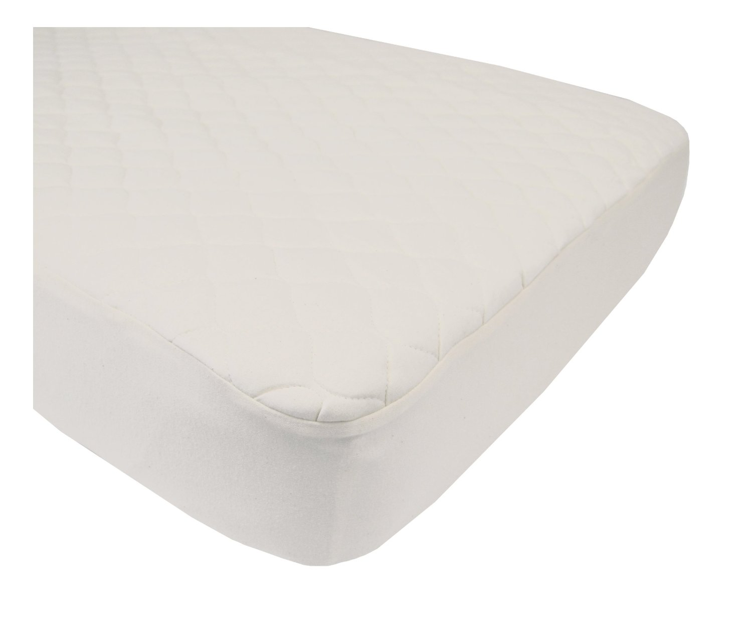 organic crib mattress cover
