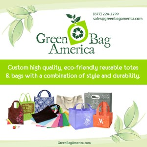 Overstock eco-friendly reusable shopping bags