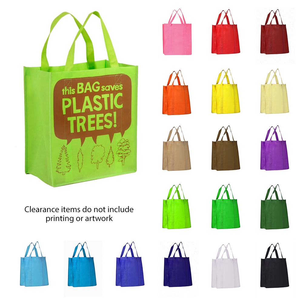 Assorted Jumbo Shopping Bags