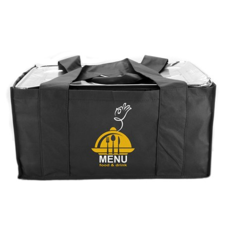 Large eco-friendly reusable catering bag