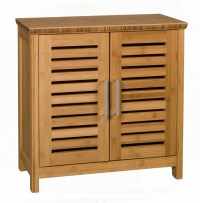 Bamboo Bathroom Cabinet