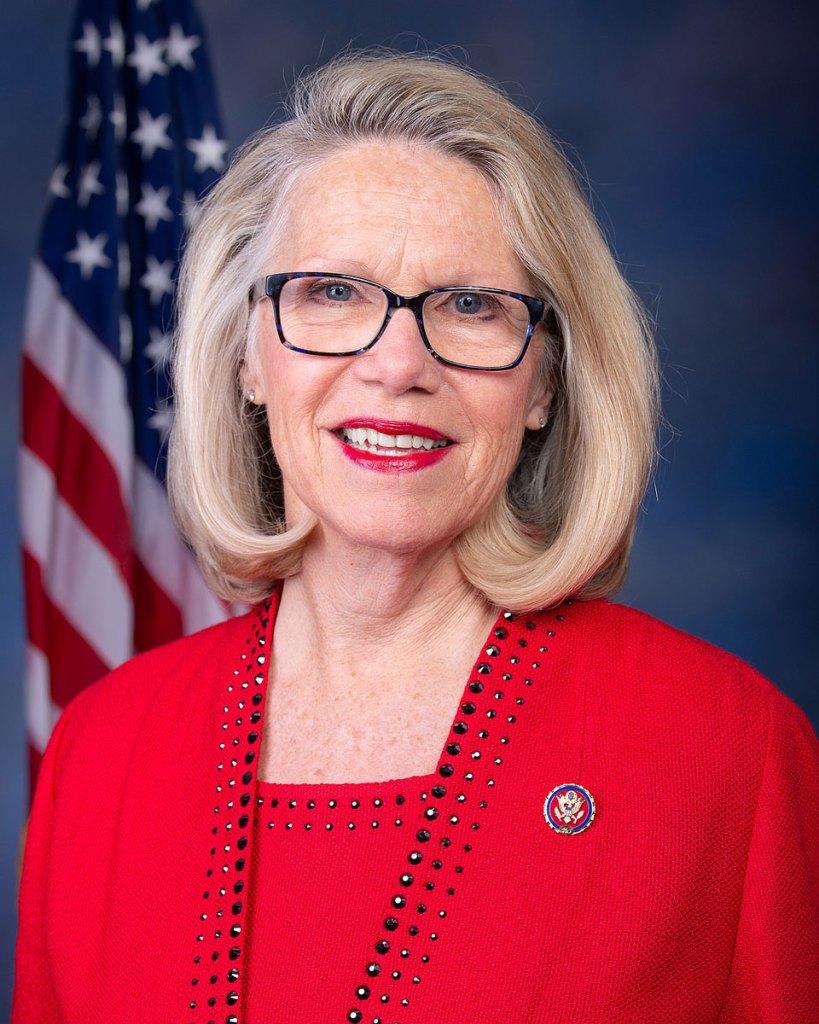 photo of 3rd District Congresswoman Carol Miller, Republican, West Virginia
