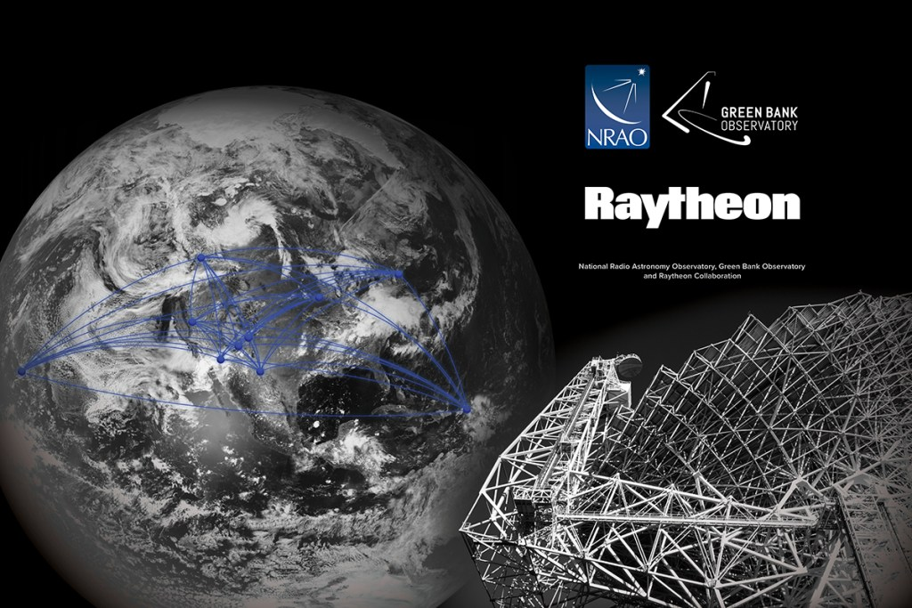 NRAO, Green Bank Observatory and Raytheon team up to detect and characterize near-Earth asteroids