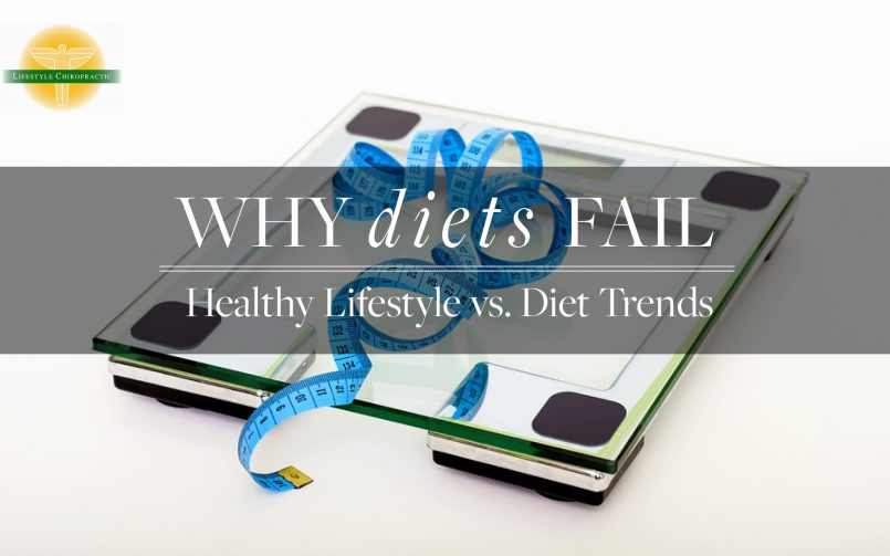Green Bay Chiropractor Why Diets Fail