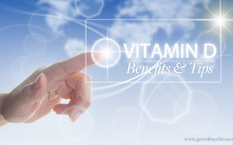 vitamin d lifestyle chiropractic green bay wi dr. chad m. hoffman