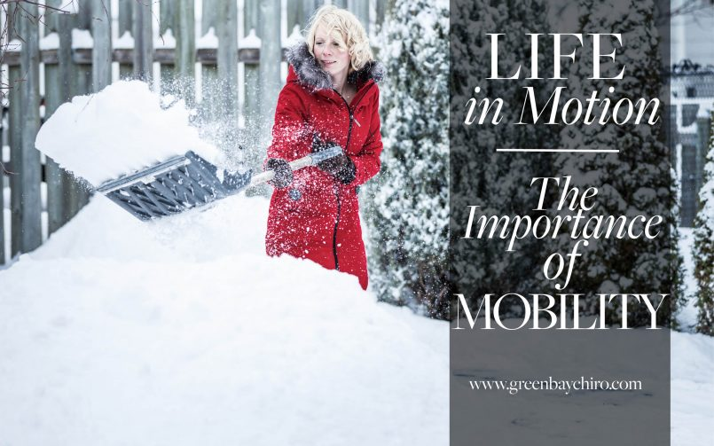 Lifestyle Chiropractic Green Bay, WI Mobility and Range of Motion