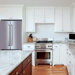 Best Kitchen Countertop Wall Backsplash Top 6 Engineered Options Green Bay Custom Cabinets Quartz
