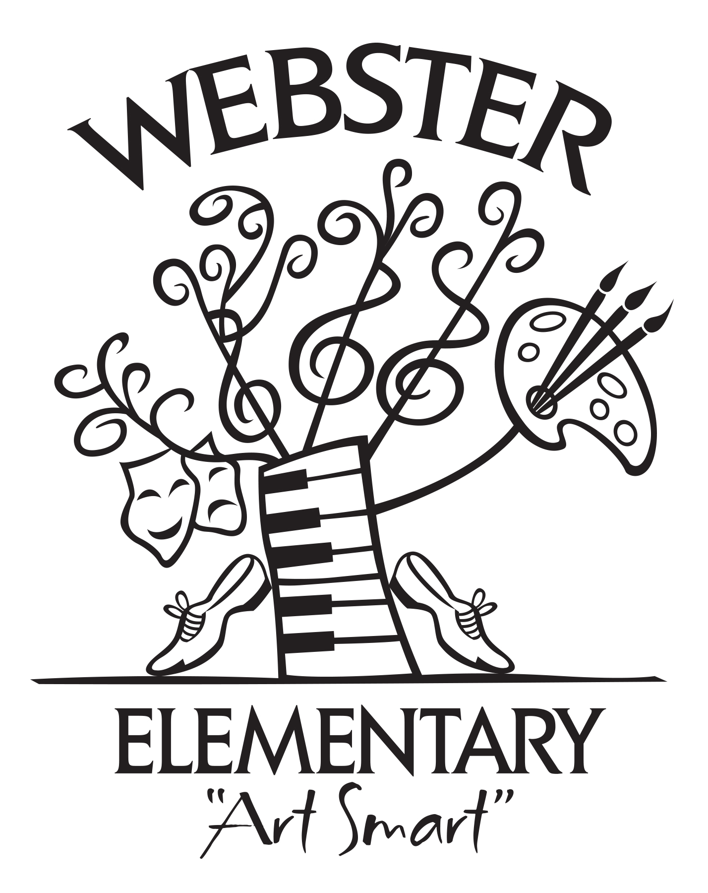 """Webster Elementary School """"Art Smart"""" Open House Moved to"""