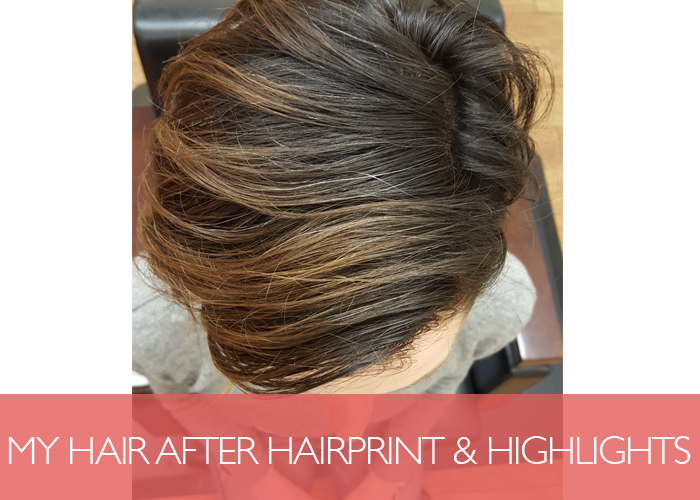 I Tried Hairprint The Safest Way To Cover Grey Hair