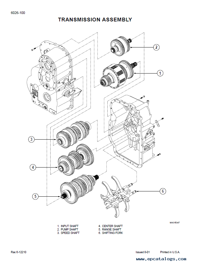 Air Conditioning Manual For Stx 275 Case Farm Tractor