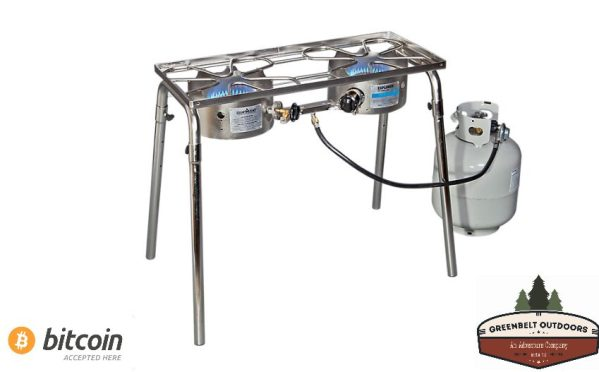 Camp Chef Explorer 2 overland grill