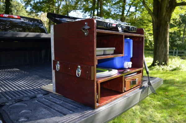 Overland Compact Kitchen by Greenbelt Outdoors