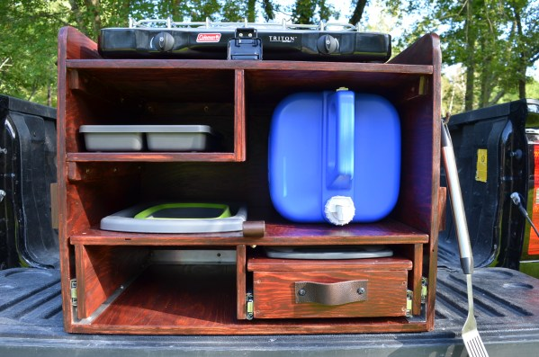 Greenbelt Outdoors Overland Compact Kitchen System