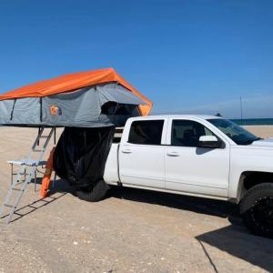 Hi-Vis Crag2 Roof Top Tent Overland RTT