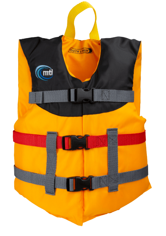 MTI Youth Livery PFD Life Preserver