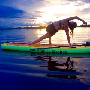 Sol Paddle Yoga Shine Greenbelt