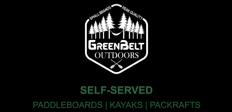 Greenbelt Outdoors Self Served Paddleboard SUP Kayak Packraft Rentals Austin TX Texas