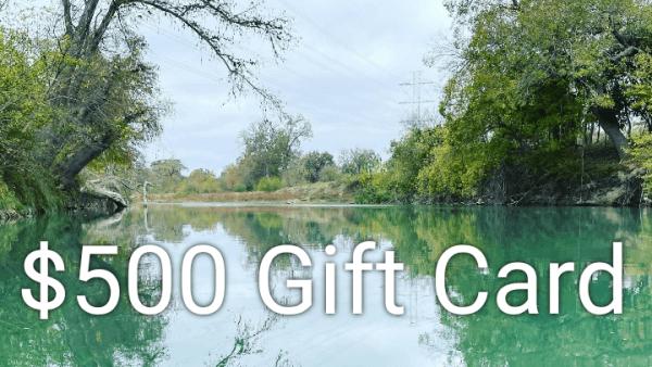Greenbelt Outdoors 500 Gift Card