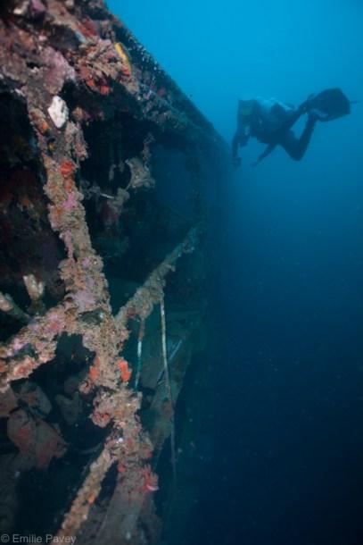 San Juan Wreck
