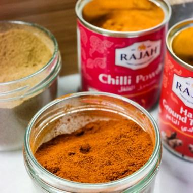 Hvilke 10 tørre krydder er et must have på kjøkkenet?