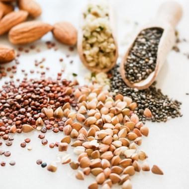 Plantebasert protein - sure thing!