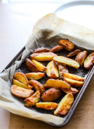 Perfekte ovnsbakte poteter