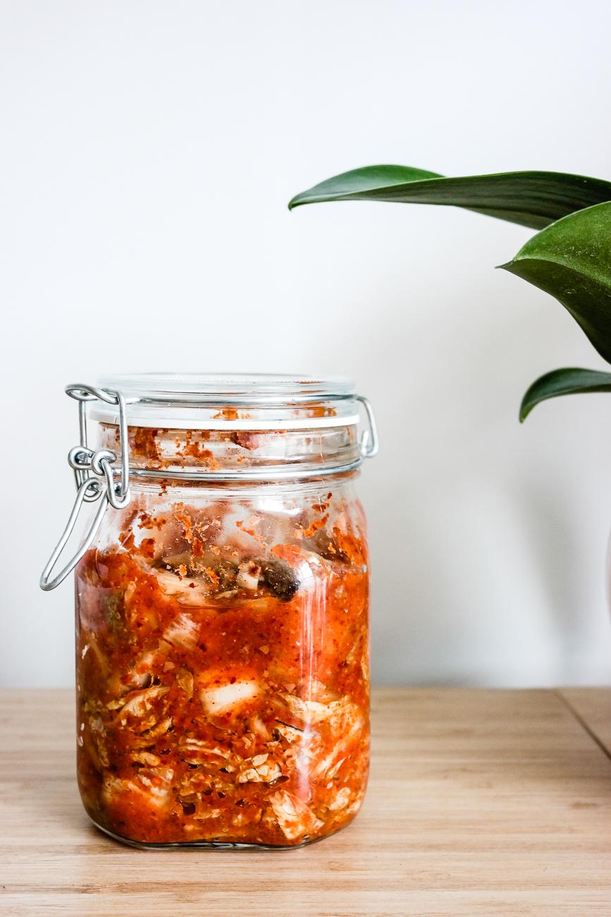 Lag din egen kimchi!