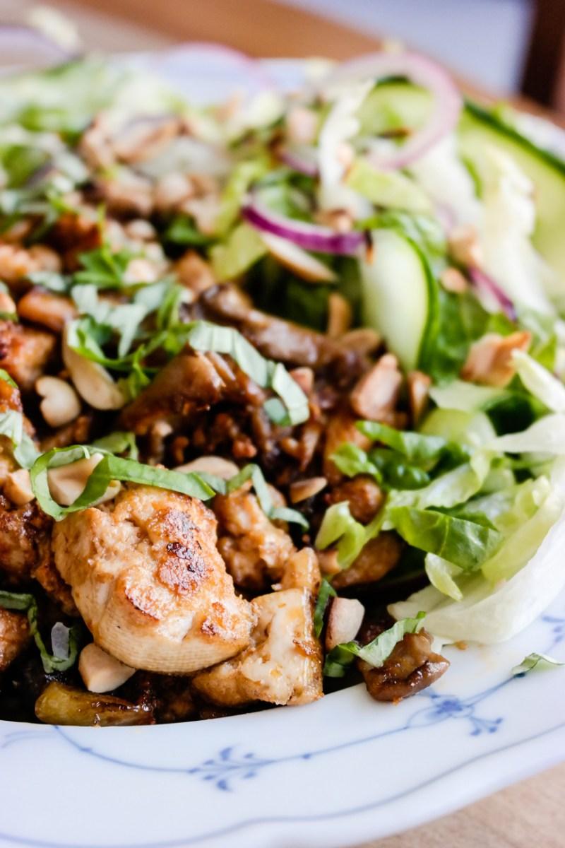 Asiatisk tofu scramble, sier du? Oh yes.