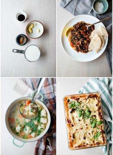 Høsten er her - og vi vet at det betyr supper, gryter, mat i form og deilig, varm drikke i koppen!