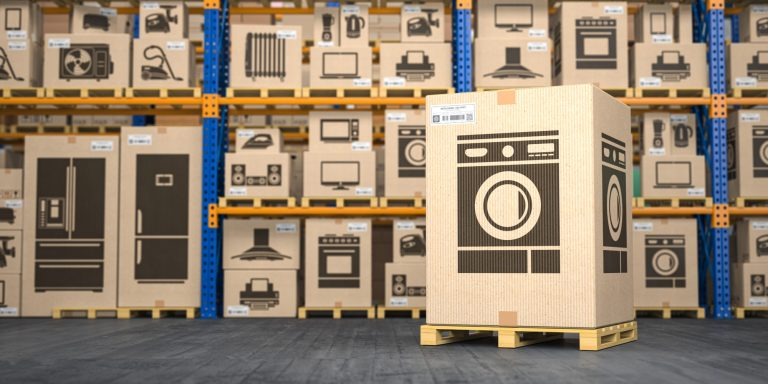Large + Smaller Appliances