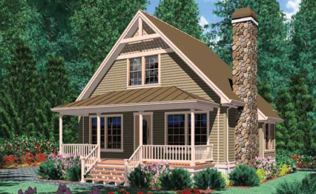 Plan Sampler For Small Houses Under 1000 Square Feet