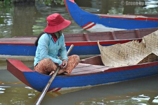 Kompong Phluk Water Village