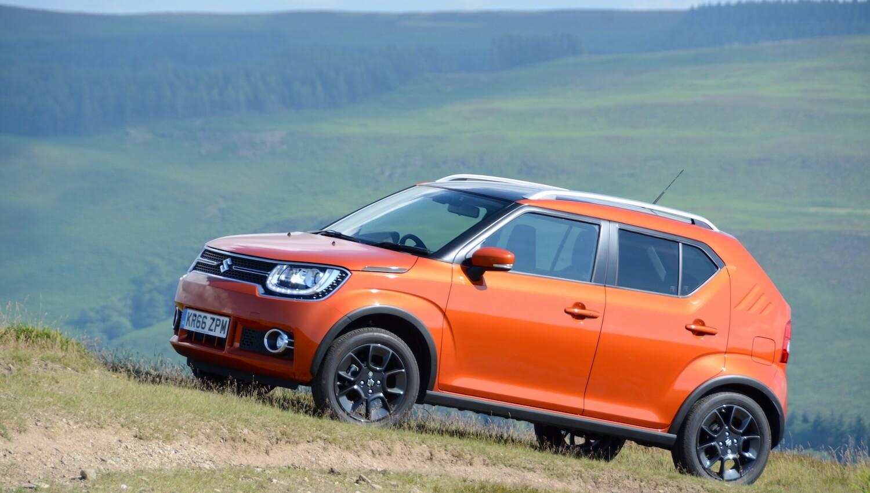 Suzuki Ignis Review Greencarguidecouk