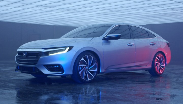 Honda relance son Insight !