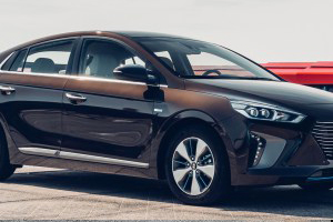 Hyundai – IONIQ plug-in hybrid (fiche technique)