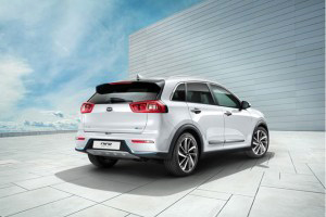 Kia – Niro Plug-in Hybrid (fiche technique)