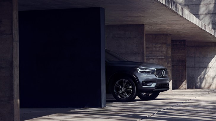 Volvo : un trois cylindres hybride