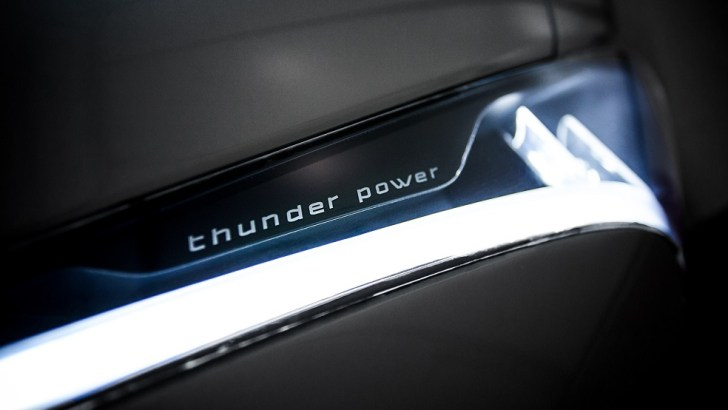 Thunder Power bouwt elektrische Chloé in Charleroi