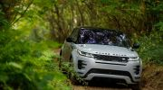 Range Rover Evoque wordt (plug-in) hybride
