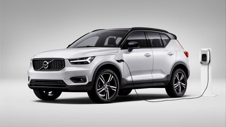 Volvo officialise son XC40 T5 Twin Engine