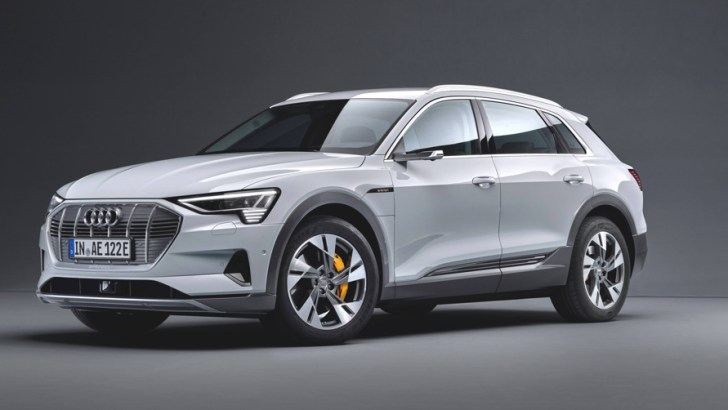 Audi e-tron 50 quattro : plus accessible