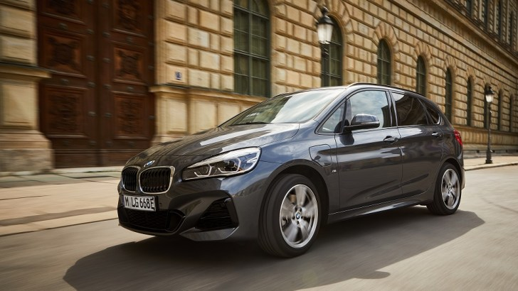 BMW 225xe Active Tourer : +25 % d'autonomie