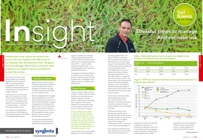anthracnose article