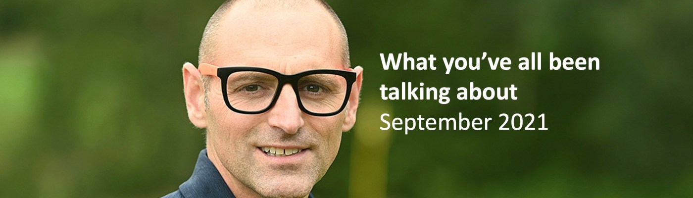 Frequently Asked Questions in Turf September 2021