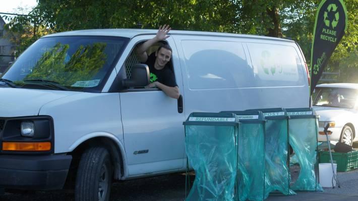 ROX In Van
